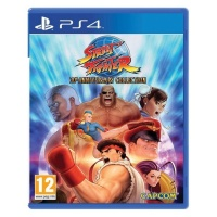 PS4 Street Fighter 30th Anniversary Collection