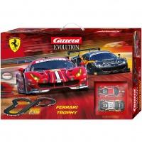 Autodráha Carrera EVO 25230 Ferrari Trophy