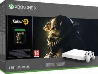 XONE X 1TB + Fallout 76