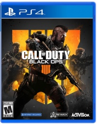 PS4 Call of Duty: Black Ops IV