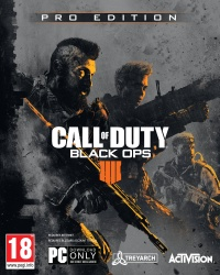PC Call of Duty: Black Ops IV Pro Edition