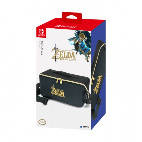 Carry All Bag for Nintendo Switch (Zelda BOTW)