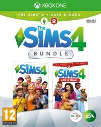 XONE The Sims 4 Bundle Základní hra + Psi a Kočky