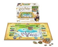 4D Puzzle - Harry Potter