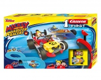Autodráha Carrera FIRST - 63012 Mickey Racers