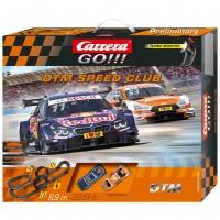 Autodráha Carrera GO 62448 DTM Speed Club