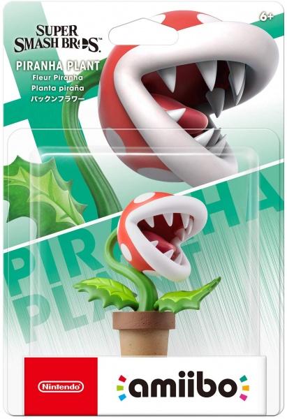 amiibo Smash Piranha Plant 66