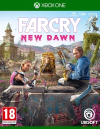 XONE Far Cry New Dawn CZ