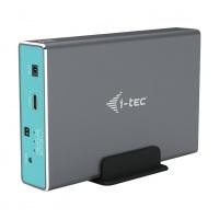 i-tec USB-C 3.1/USB 3.0 MySafe 2x 2.5