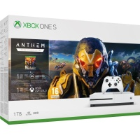 XONE S 1TB + Anthem: Legion of Dawn Edition
