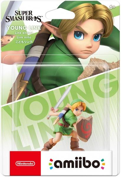 amiibo Smash Young Link