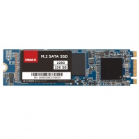 Umax M.2 SATA SSD 2280 256GB