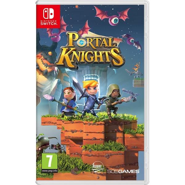 SWITCH Portal Knights