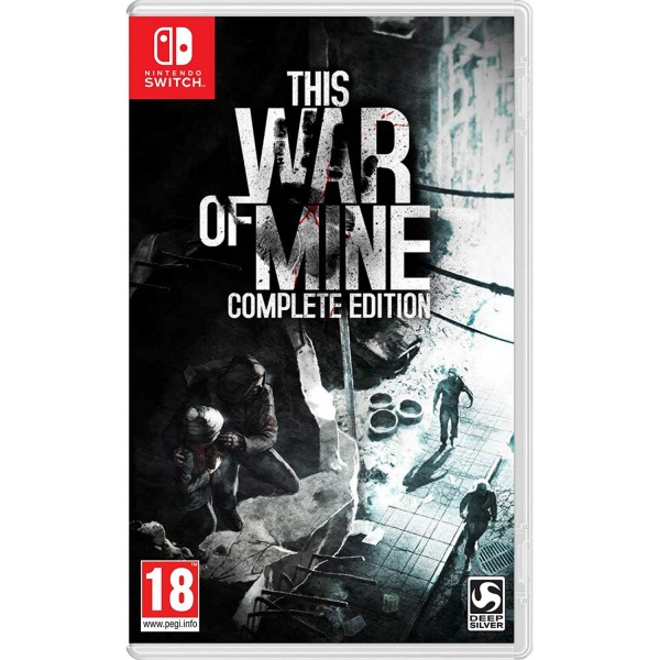 SWITCH This War of Mine (Complete Edition)