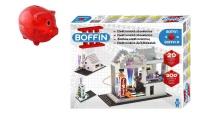 Boffin III Bricks a POKLADNIČKA na peníze