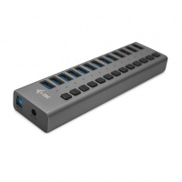 i-tec USB 3.0 Charging HUB 13-Port + Adapter 60W