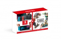 Nintendo Switch Neon + Nintendo Labo Vehicle kit