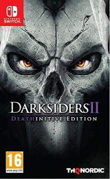 SWITCH Darksiders II: Deathinitive Edition