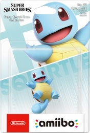 amiibo Smash Squirtle 77