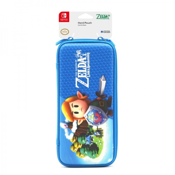 SWITCH Tough Pouch – TLoZ: Link's Awakening