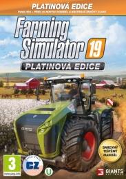 PC Farming Simulator 19 Platinum Edition
