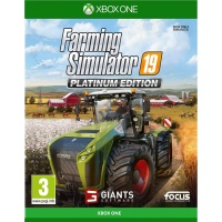 XONE Farming Simulator 19 Platinum Edition