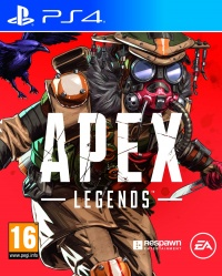 PS4 Apex Bloodhound
