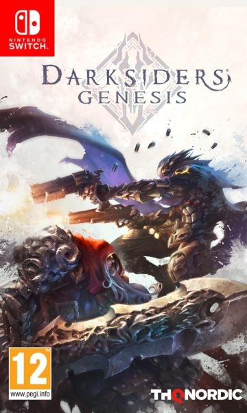 SWITCH Darksiders Genesis