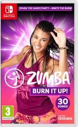 SWITCH Zumba: Burn It Up!