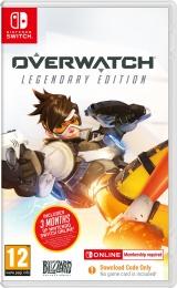 SWITCH Overwatch Legendary Edition