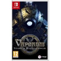 SWITCH Vaporum: Steampunk Dungeon Crawler