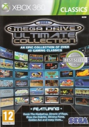 X360 SEGA Mega Drive Ultimate Collection Classics