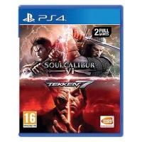 PS4 Tekken 7 + SoulCalibur VI