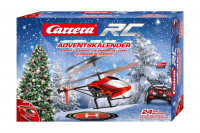 Carrera Adventní kalendář 501042 R/C helikoptéra