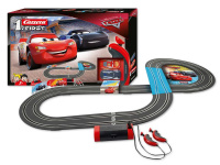 Autodráha Carrera FIRST - 63021 Disney Cars 3