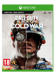 XONE Call of Duty: Black Ops COLD WAR