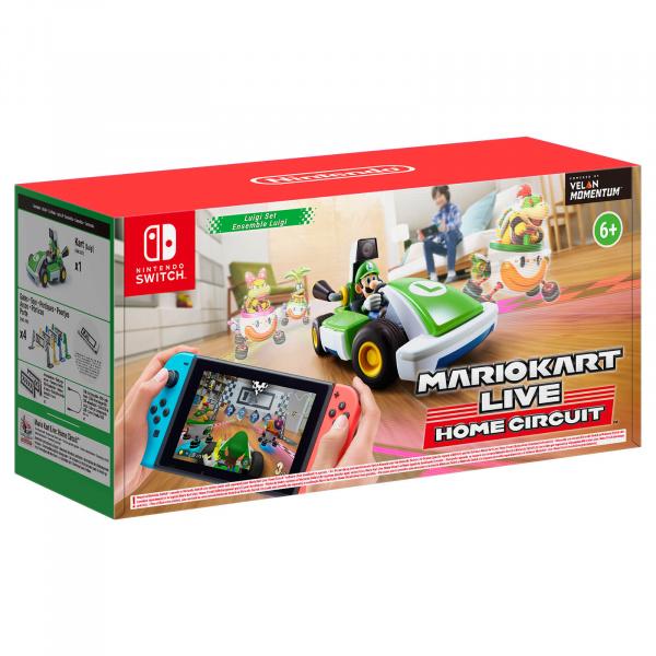 SWITCH Mario Kart Live Home Circuit – Luigi