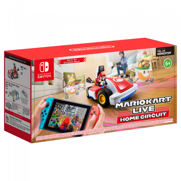 SWITCH Mario Kart Live Home Circuit – Mario