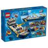 LEGO CITY 60266 Oceánská průzkumná loď