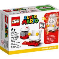LEGO Leaf 2020 71370 Ohnivý Mario - obleček