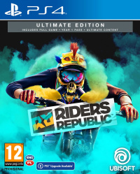 PS4 Riders Republic Ultimate Ed.