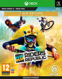 XONE Riders Republic Gold Ed.