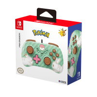 SWITCH HORIPAD Mini (Pikachu Eevee Edition)