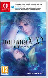 SWITCH Final Fantasy X/X-2 (HD Remaster)