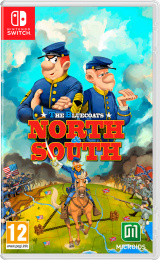 SWITCH The Bluecoats: North & South