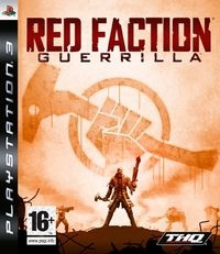 PS3 Red Faction Guerrilla CZ