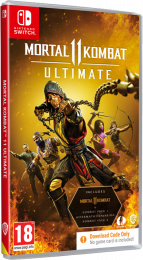 SWITCH Mortal Kombat 11 (Ultimate Edition)