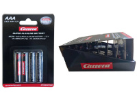600102 Carrera Baterie 8x AAA alkalické