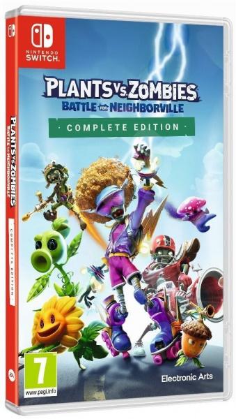 SWITCH PvZ: Battle for Neighborville Complete Ed.