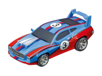 Auto GO/GO+ 64141 Muscle Car - blue
